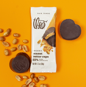 Peanut Butter Cups 55% Dark Chocolate