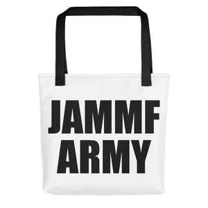 JAMMF ARMY Outlander Inspired Tote bag