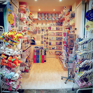 Melina's Gift Shop in the heart of Tooting, South London