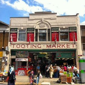 Londoners all roads lead to Tooting Market