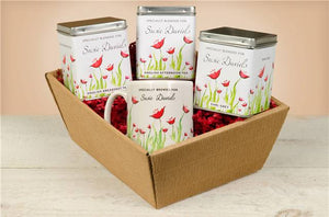 Poppy Design Tea Hamper