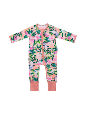 Spring Flower Baby Jumpsuit