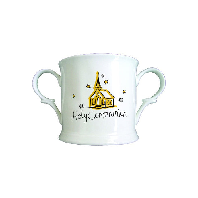 Church Communion Bone China Loving Cup