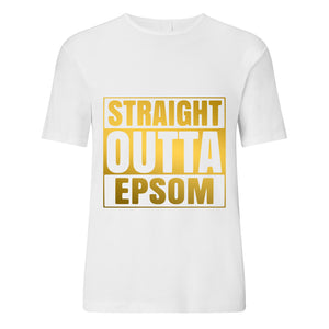 Straight Outta Epsom T-Shirt - CHILD