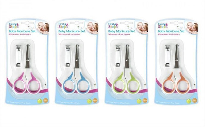 baby manicure sets, first steps gifts, baby gifts
