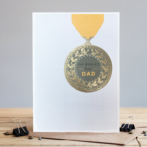 Louise Tiler - Dad Medal