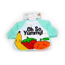 Long Sleeve Bibs - Oh so Yummy