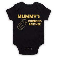 Mummy's Drinking Partner - Baby Grows