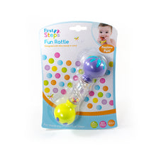 First Steps Dumbell Shaped Fun Rattle - 6months+