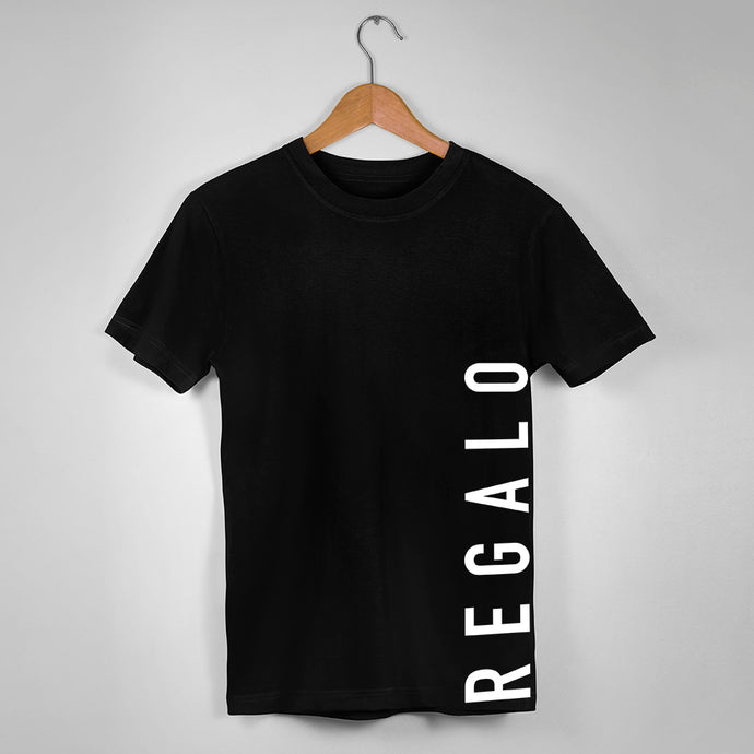 PREORDER - Regalo Black T-Shirts 1