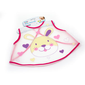 Short Sleeve Bibs - Animals