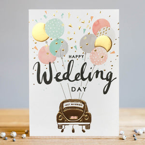 Louise Tiler - Wedding Car