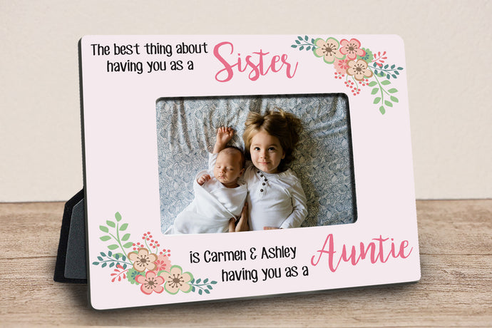 The Best Thing Photo Frame
