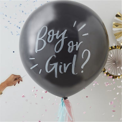 Oh Baby Giant Gender Reveal Balloon Kit - 36