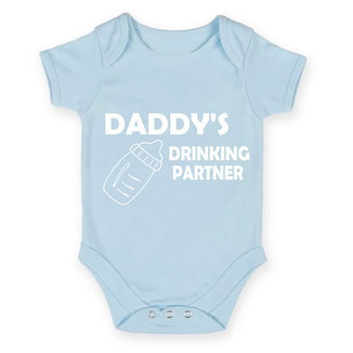 Daddy's Drinking Partner - Baby Grows