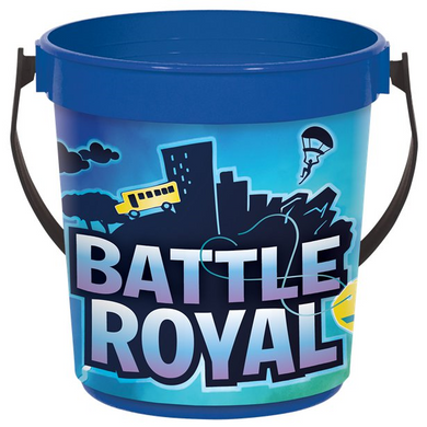 Battle Royal Favor Bucket