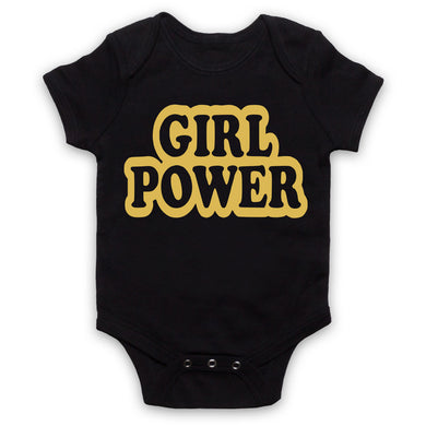 Girl Power - Baby Grows