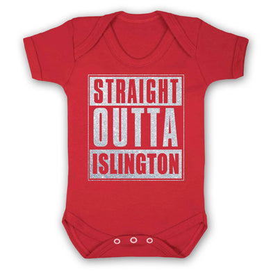 Straight outta Islington - Baby Grows
