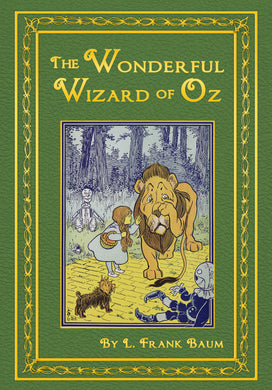 The Wonderful Wizard of Oz Softback