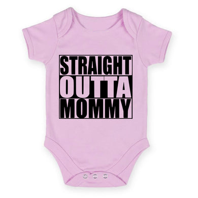 Straight outta mommy - Baby Grows
