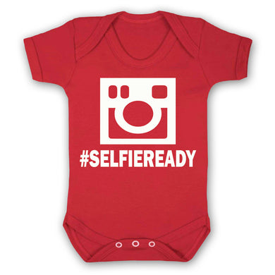 #selfieready - Baby Grows