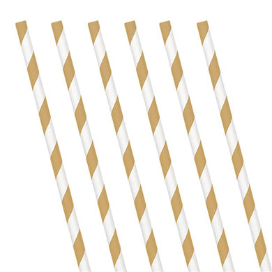 Gold Stripe Paper Straws ,holy communion, personalised gifts, table decorations, pink theme, london gift shop, religious gifts, tooting gift shop, tooting market, baptism gifts, chistening gifts, confirmation gifts, baby shower gifts, balloons decor
