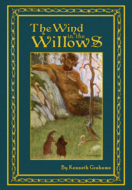 The Wind in the Willows Softback