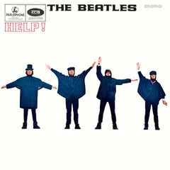 The Beatles Help LP cover