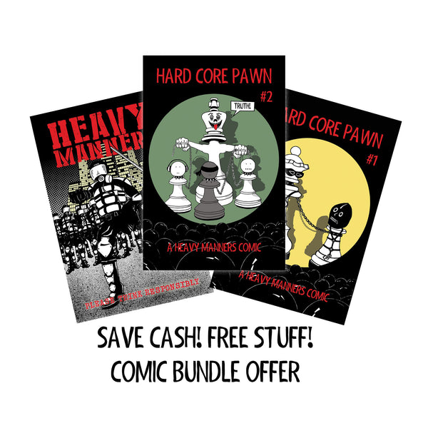 COMIC BUNDLE OFFER