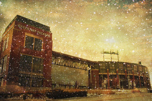 Green Bay Packers Lambeau Field Art