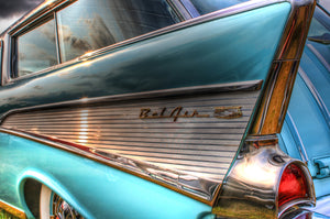 Chevy Bel Air Fine Art