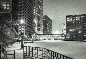 Riverwalk Downtown Milwaukee Wisconsin