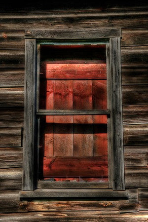 Secret Window Old Building Fine Art Photo