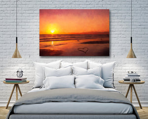 Treasure Island Florida Sunset Fine Art Photograph