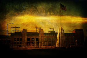 In the Shadows Lambeau Field