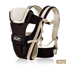 Load image into Gallery viewer, Geometric Pattern Type Baby Carrier – 'Any Carry Position' Design