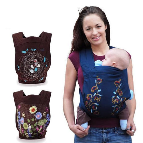 Nezababy patch work baby carrier
