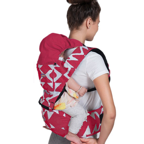 Waterproof Colorful Baby Carrier