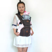 Load image into Gallery viewer, Multi-Purpose Baby Carrier with Hip Seat