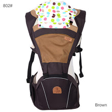 Load image into Gallery viewer, Patchwork Pattern Type Baby Carrier – Cotton Blended Design