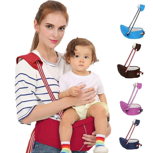 Baby Hip Seat Carrier with Shoulder Strap