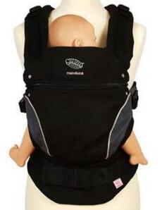 Solid Pattern Type Baby Carrier – Multiple Carry Design