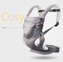 Load image into Gallery viewer, Breathable Baby Carrier Backpack