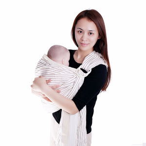 Dots and Stripes Pattern Type Baby Carrier – Quick Carry Design
