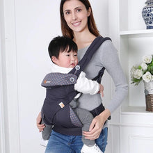 Load image into Gallery viewer, Bebamour All Seasons 360 Ergonomic Baby Carrier