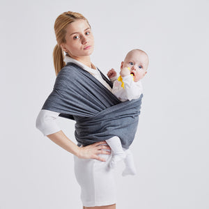 Solid Pattern Type Baby Carrier – Multi-Purpose Sling Wrap Design