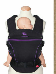 Manduca Linen & Cotton Baby Carrier