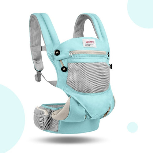 Ergonomic and Breathable Baby Carrier/Kangaroo Bag