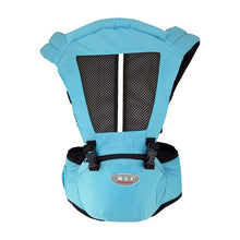 Load image into Gallery viewer, Adjustable Baby/Toddler Carrier with Hip Seat