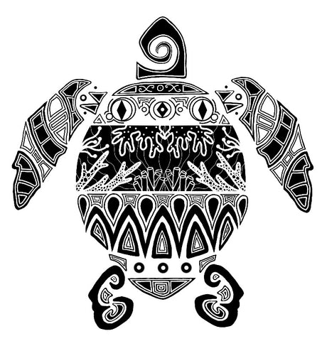 Tribal Sea Turtle Collection